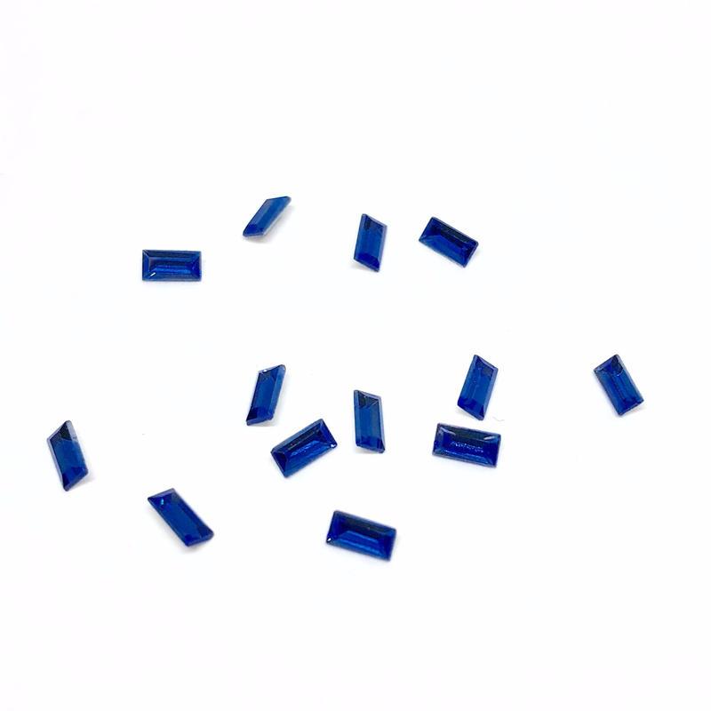 サファイア 2*4mm【10 粒】