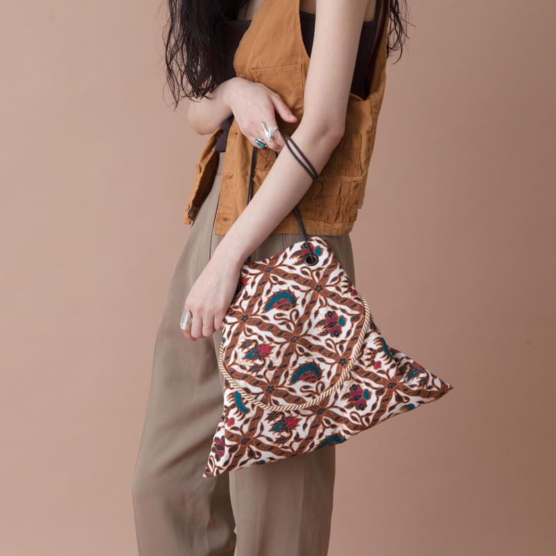 batik 3ways bag MULCH COLORS