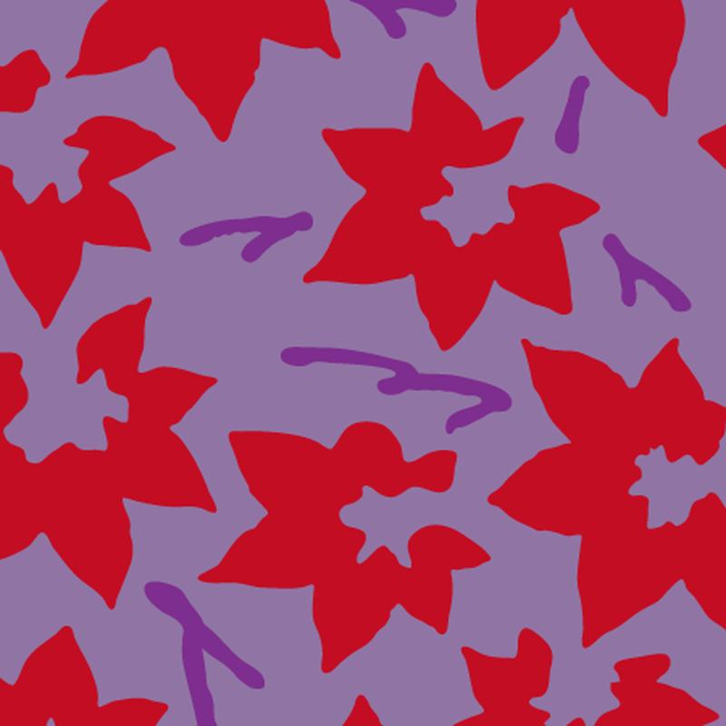 【美和柄素材】紅葉(もみじ)