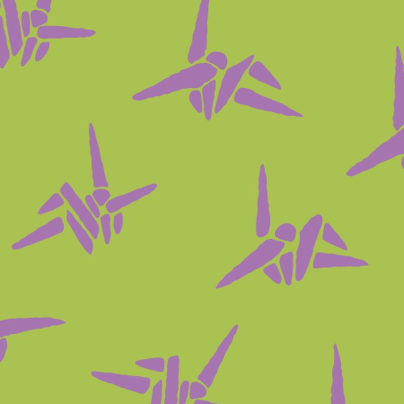 【美和柄素材】折鶴(おりづる)