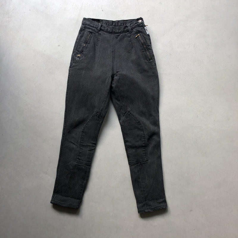 ~90s MILLER'S Black Denim Pants