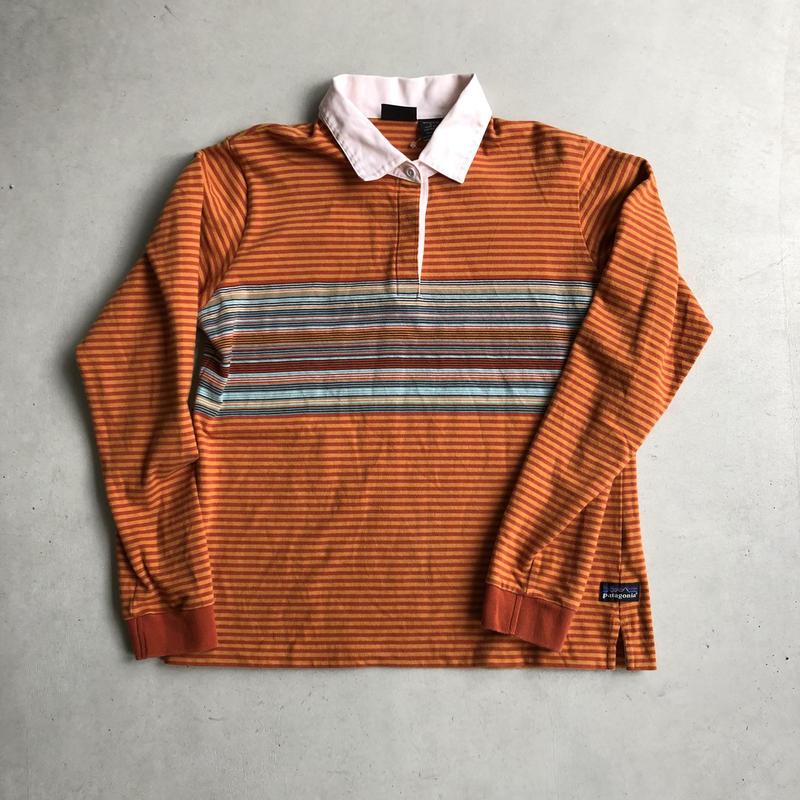 2002s patagonia Border Rugger Shirt