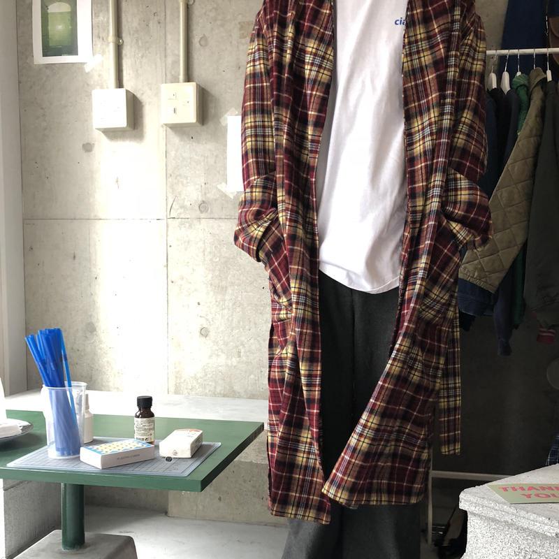 70s PENDLETON Gown Coat