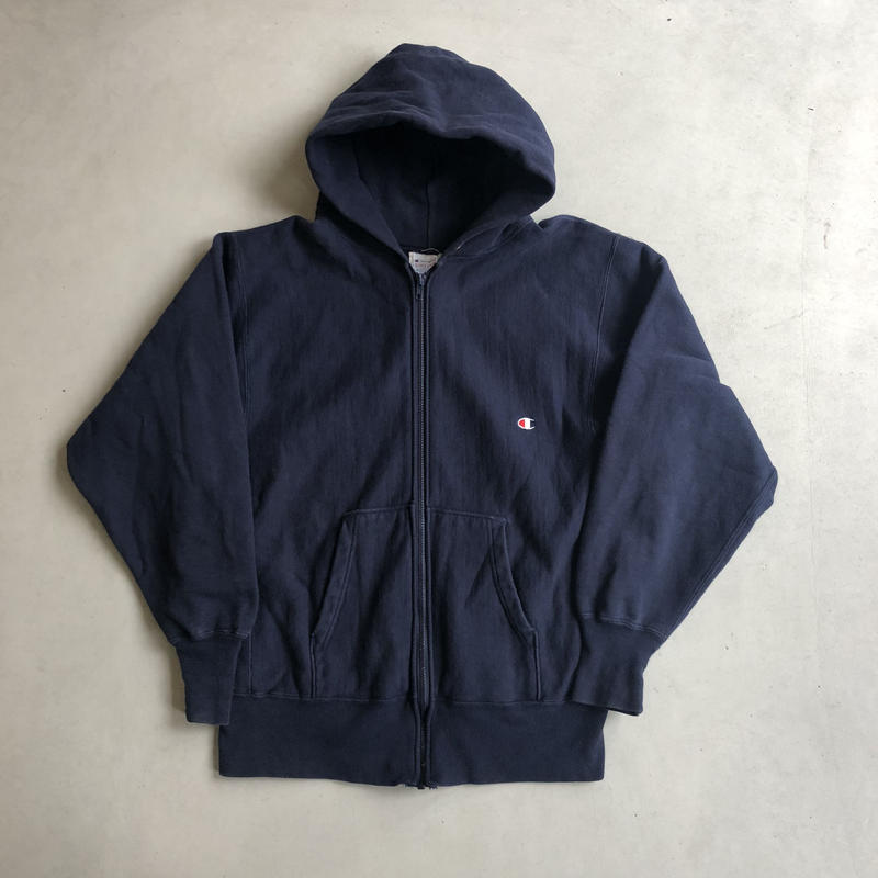 90s Champion Reverse Weave Full Zip Parka
