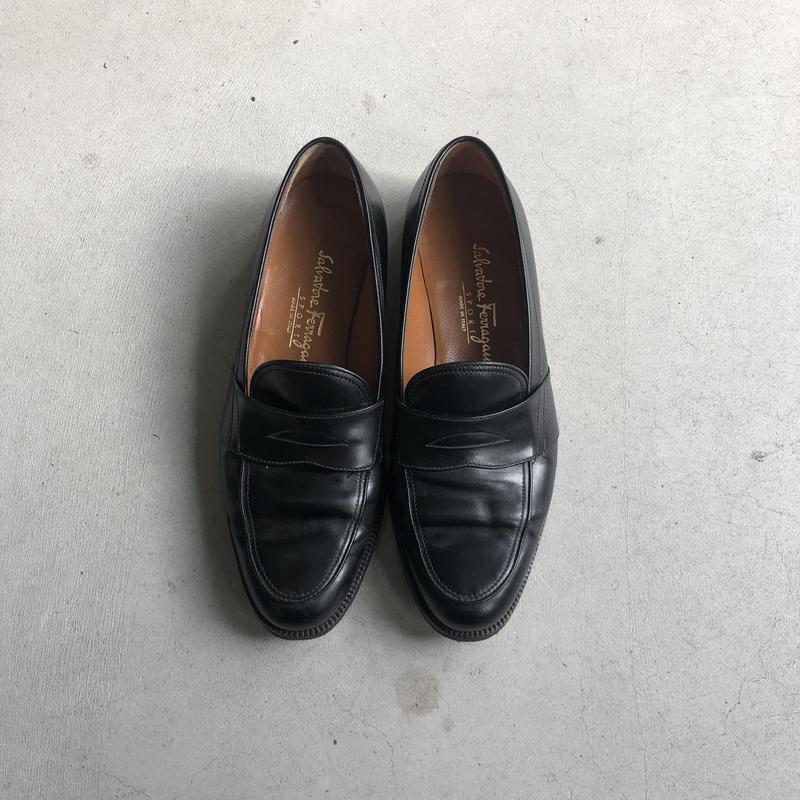Salvatore Ferragamo Coin loafers