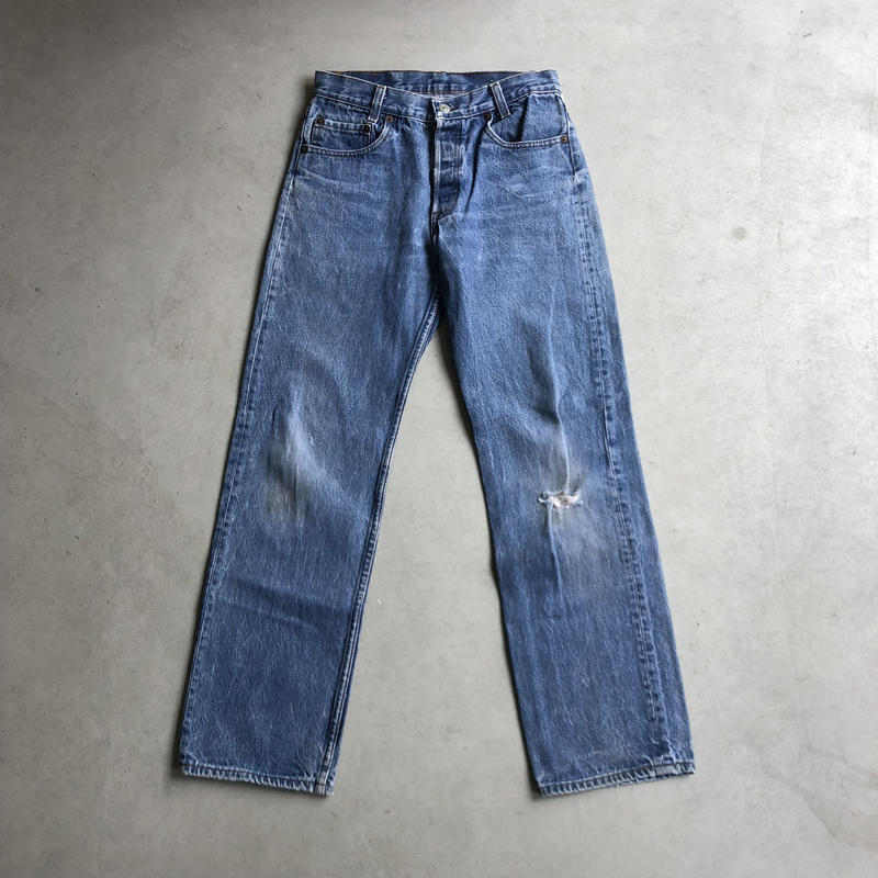 80s Levi's 701-0117 Denim Pants