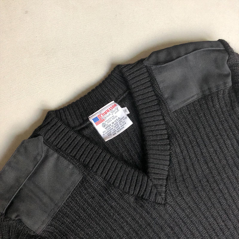 Jack Young Commando Knit Pullover