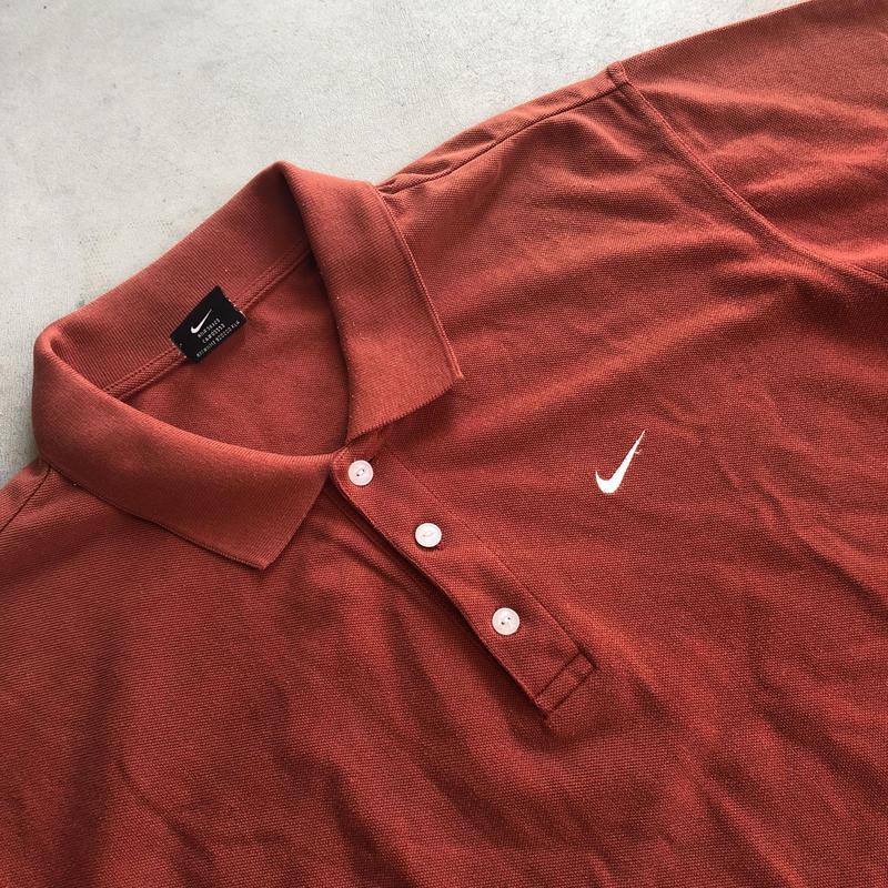 90s NIKE S/S Polo Shirt