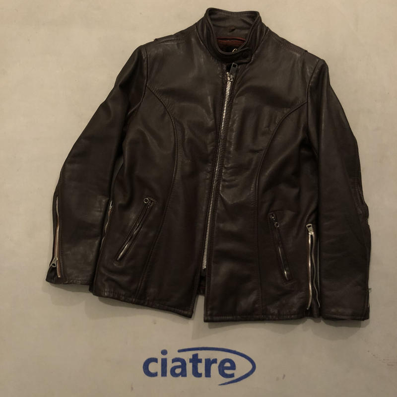 70s Lesco Leather Jacket