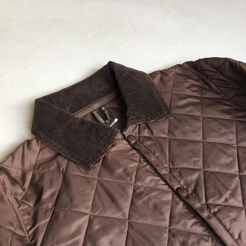 80s~ LAVENHAM RAYDON Quilted Jacket