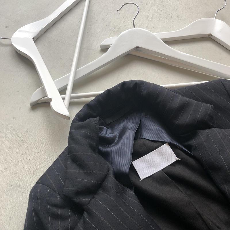 06AW Martin Margiela Stripe Tailored Jacket