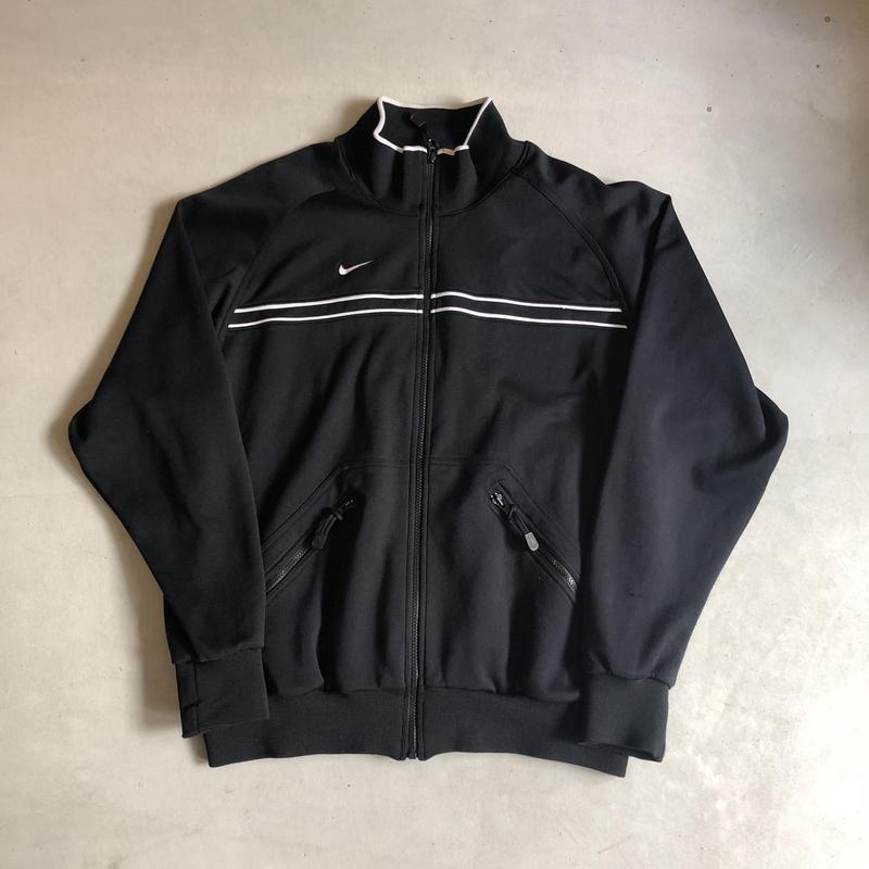 90s~ NIKE Zip-Up Blouson