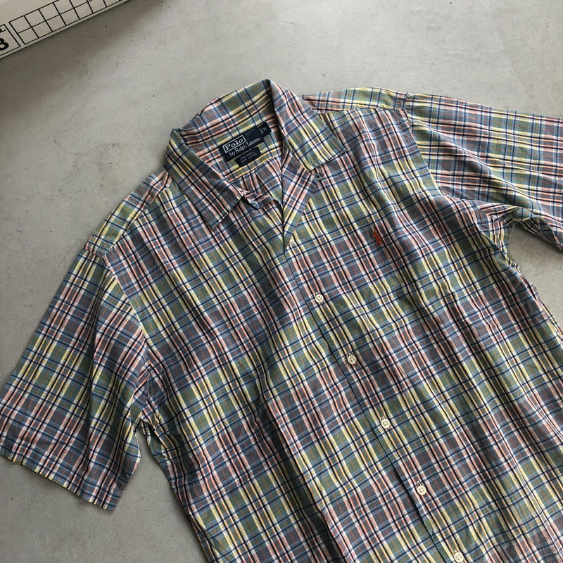 Polo by Ralph Lauren S/S Open Collar Shirt