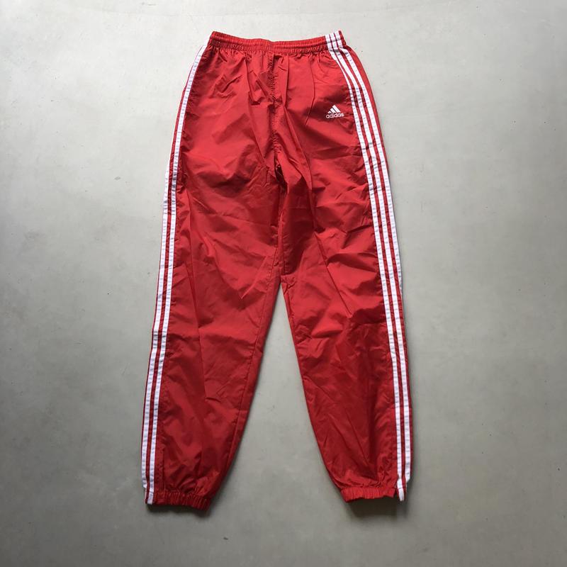 90s adidas Nylon Track Pants