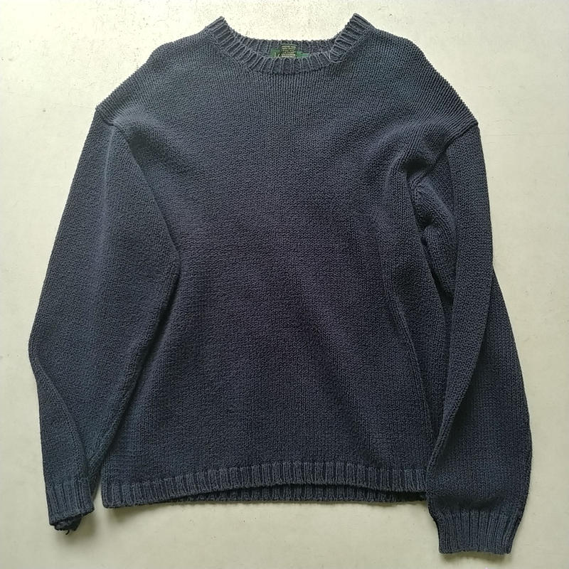 90s J.CREW Cotton Knit Pullover
