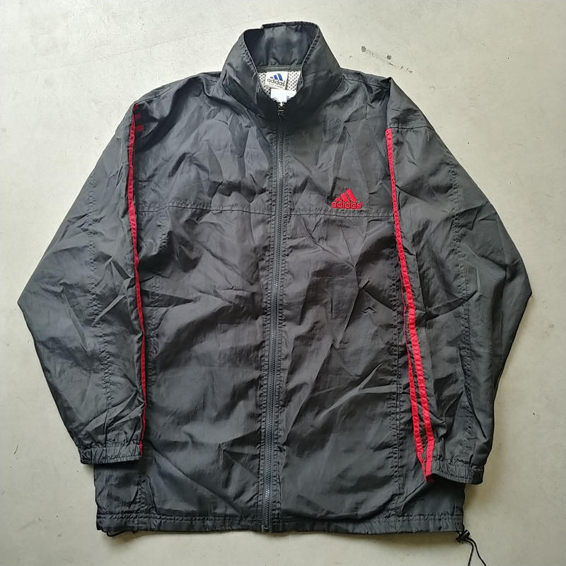adidas Nylon Zip Up Blouson