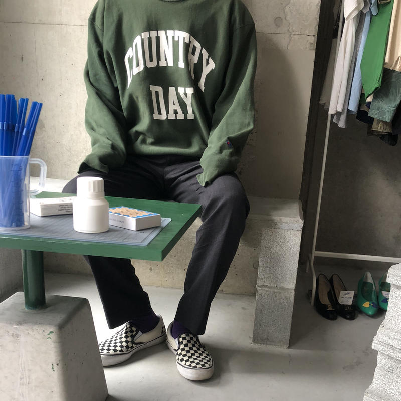 90s Champion Reverse Weave Pullover