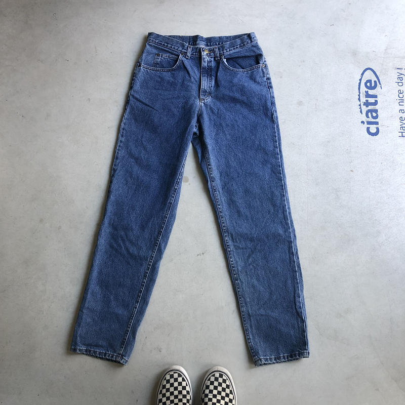 90s L.L.Bean TaperedDenim Pants