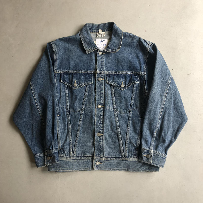 80s Freego Denim Jacket