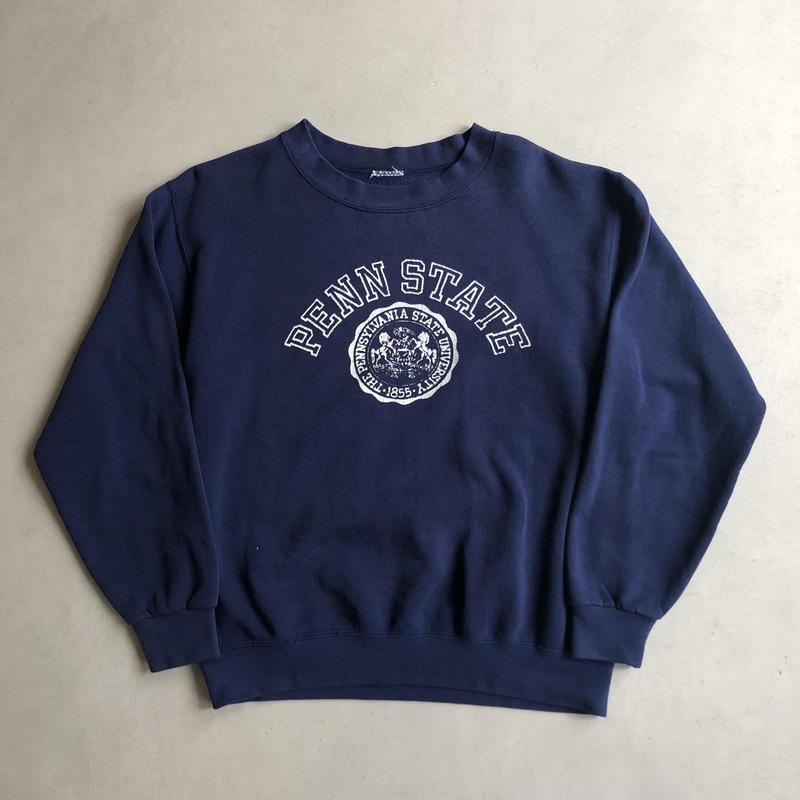 70s  Print Sweat Pullover