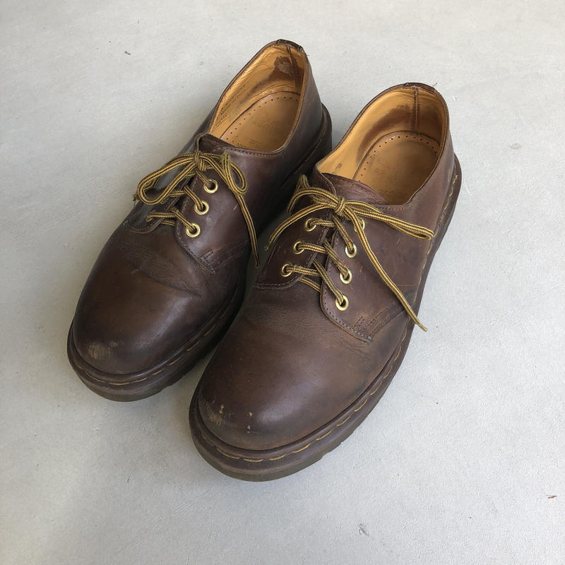 British Made Dr. Martens 4 Holes Shoes