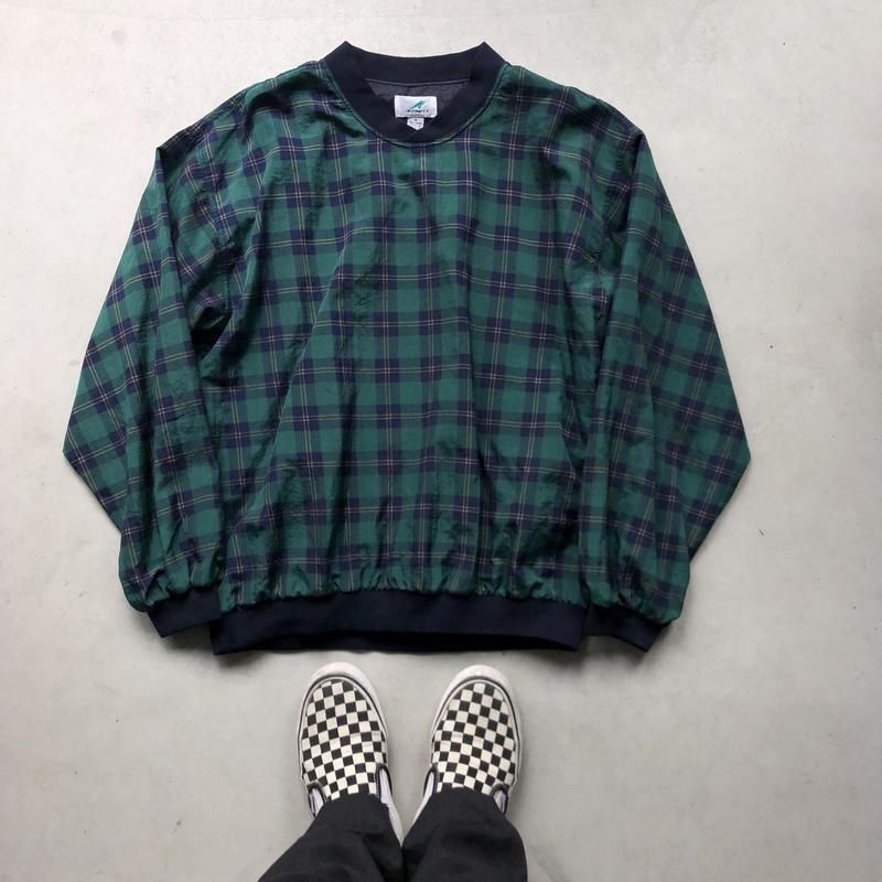 ~90s AFFINITY Nylon Pullover Shirt