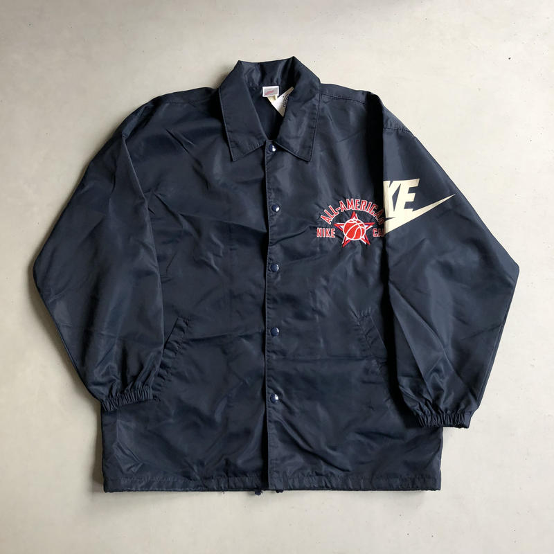 90s NIKE Nylon Coach Jacket