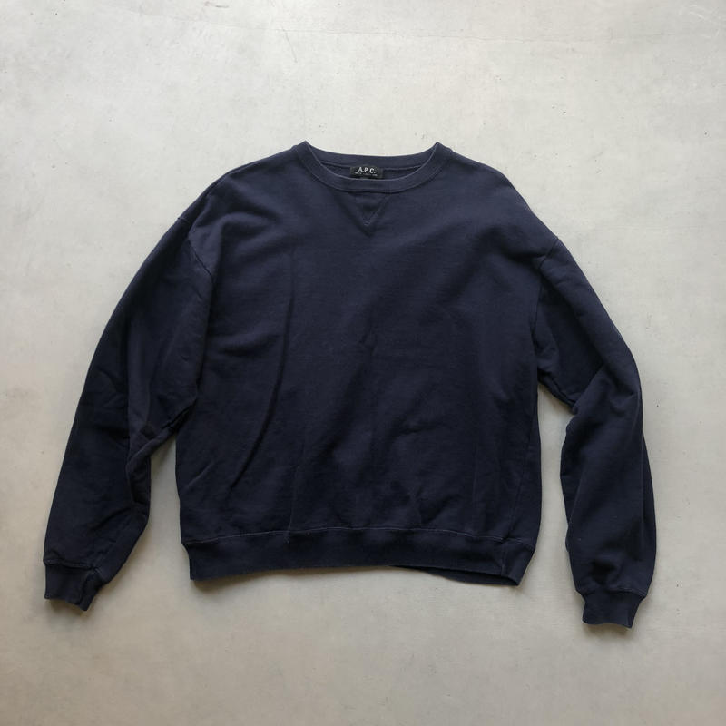 France Made A.P.C. Sweat Pullover