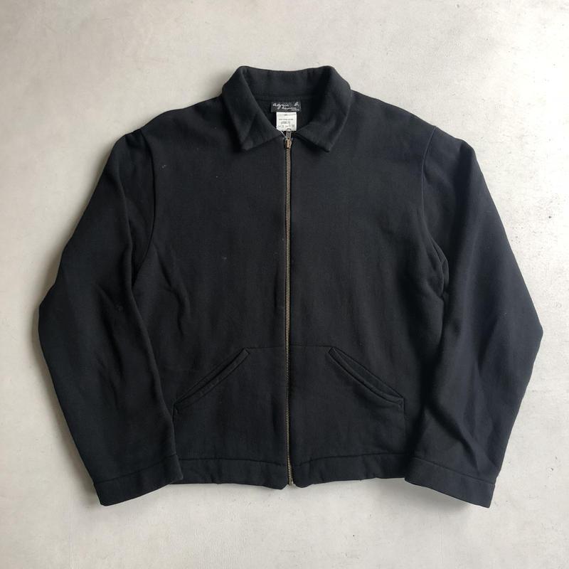 agnes b. homme Sweat Zip-Up Jacket