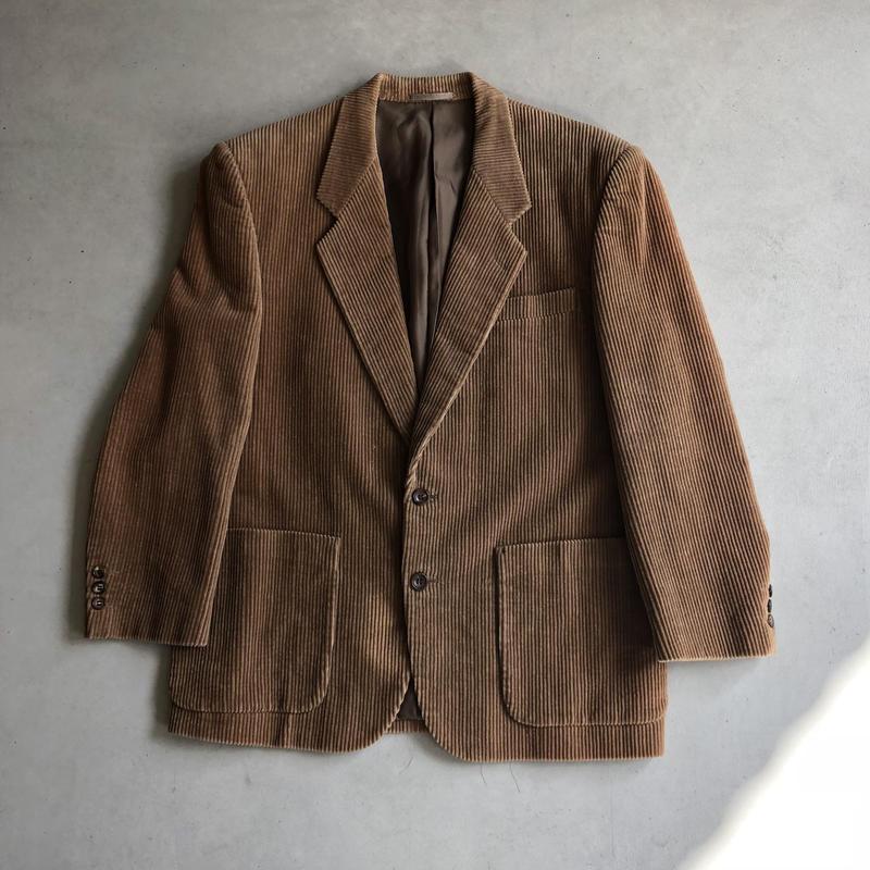 1991s COMME des GARCONS HOMME Corduroy Tailored Jacket