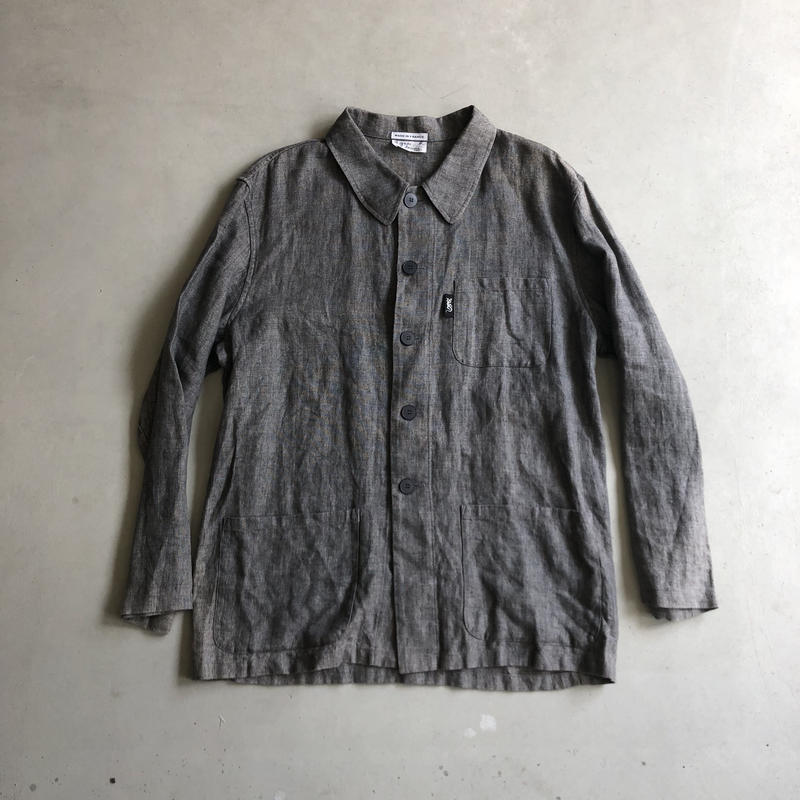 France Made agnes b. homme Linen Coverall