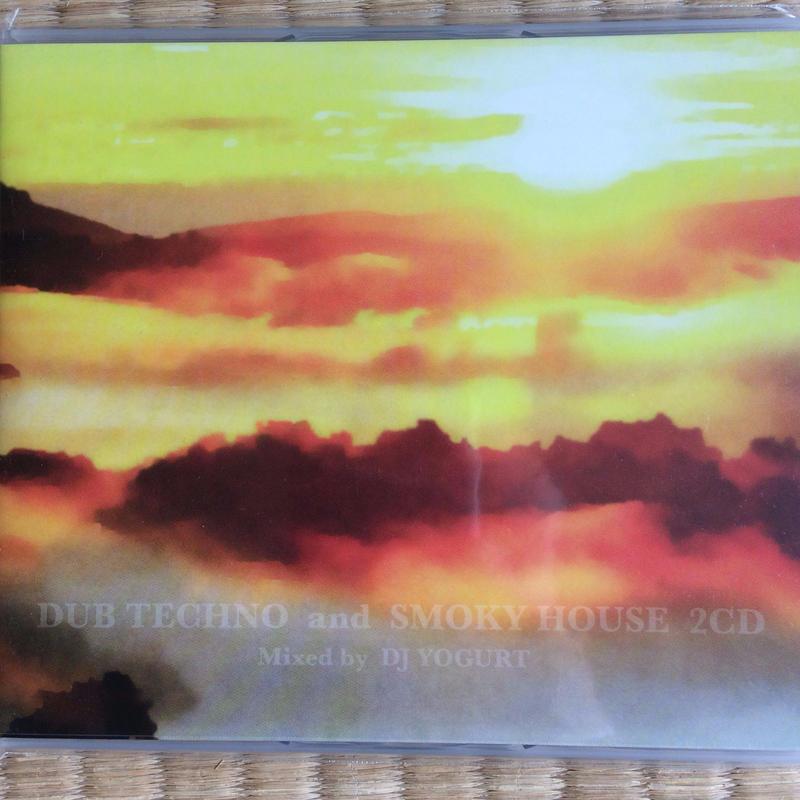 DJ Yogurt  /  DUB TECHNO & SMOKY HOUSE   2CD