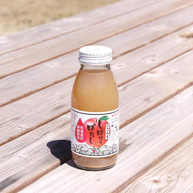 しぼりっぱなしりんごジュース 200ml×10本