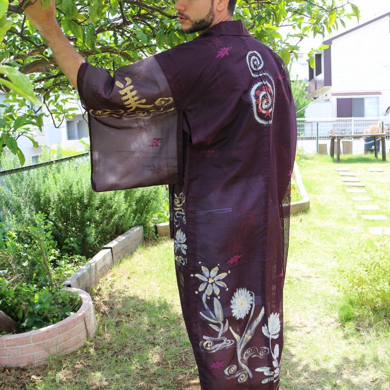 〈TUTAE〉Kimono2008