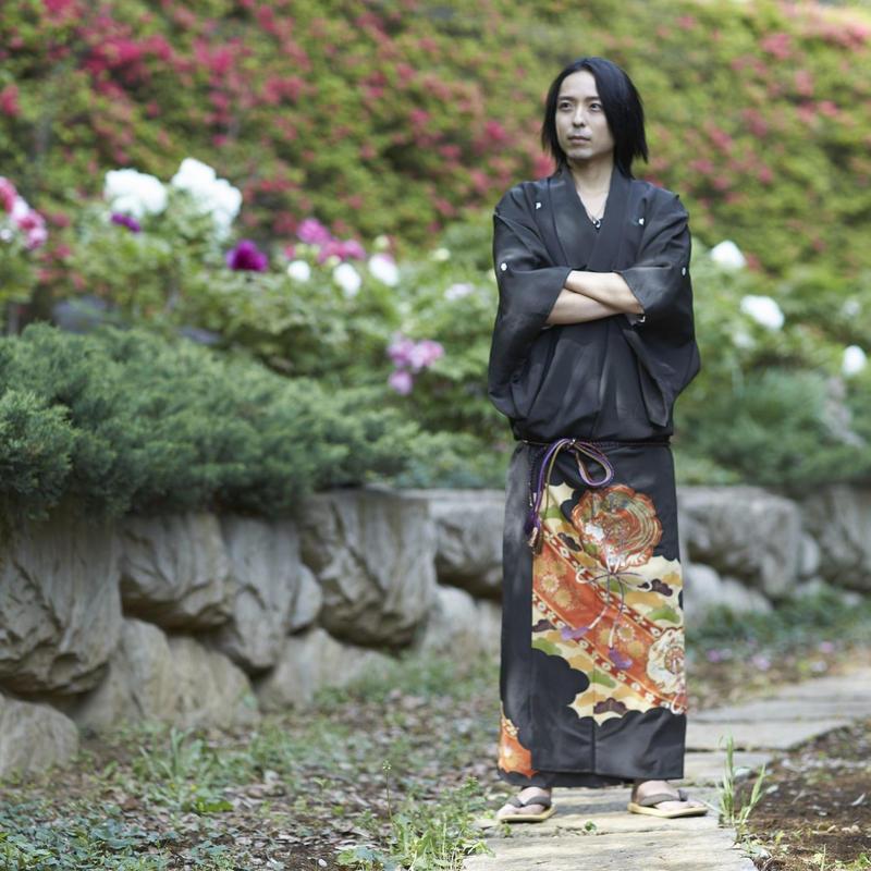 〈TUTAE〉Kimono2003