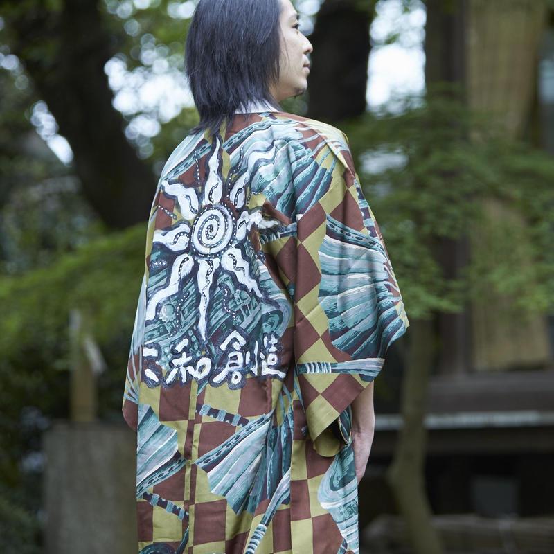 〈TUTAE〉Kimono2007