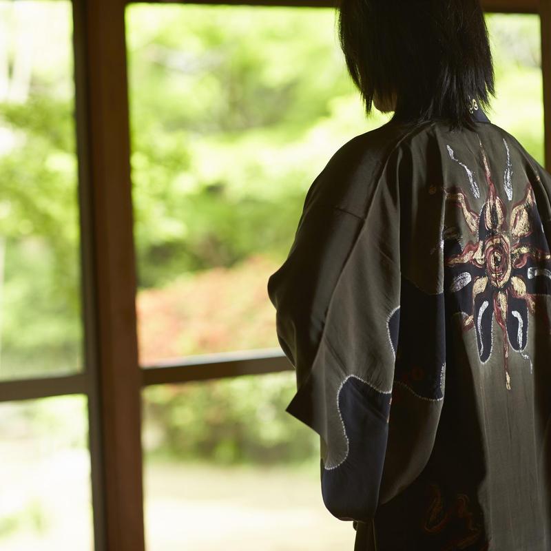 〈TUTAE〉Kimono2001
