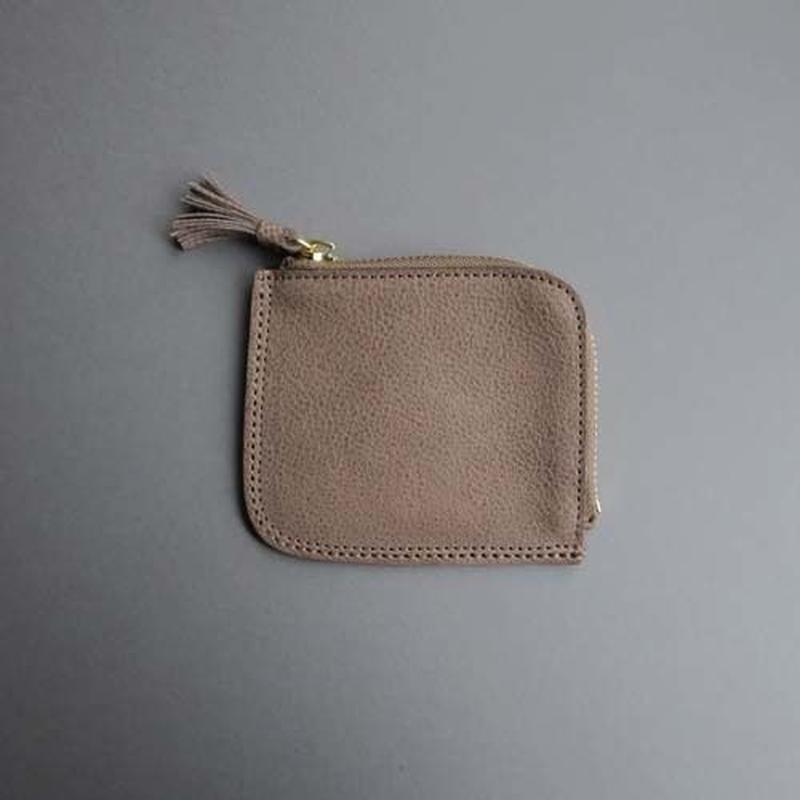 tassel flat case S (gray)