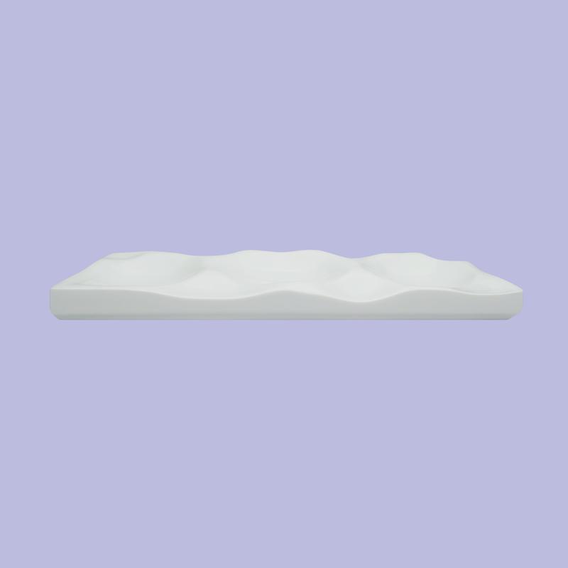 snow plate 三品盛皿