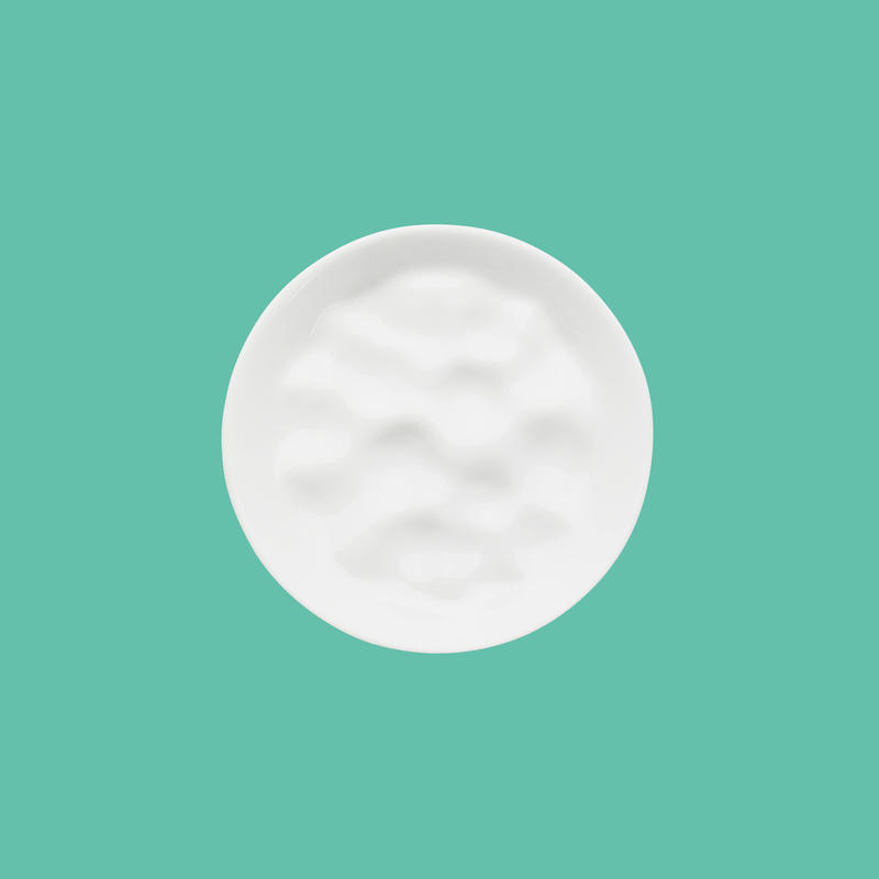 snow plate 銘々皿