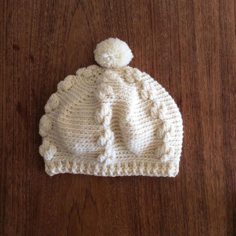 キッズベレー帽・アラン
