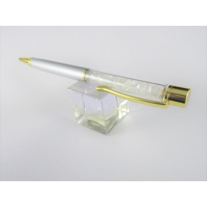 パワーストーンボールペン 水晶