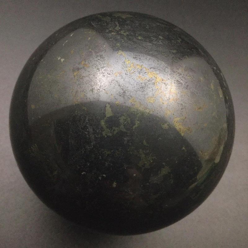ヒーラーズゴールド 丸玉 70㎜