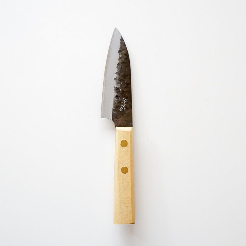 山の形  くだものナイフ S