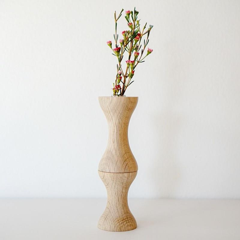 flower vase オーク large