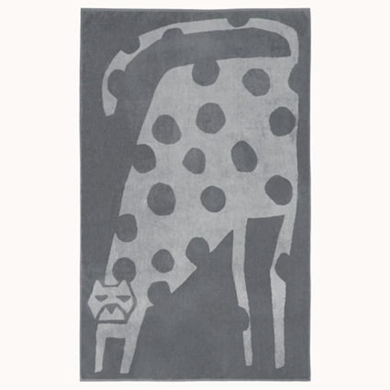 ottaipinu ブランケットバスタオル leopard