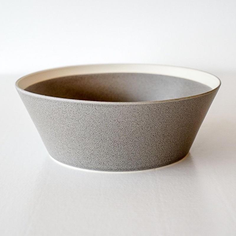 iihoshi yumiko    dishes   ボウル L moss gray