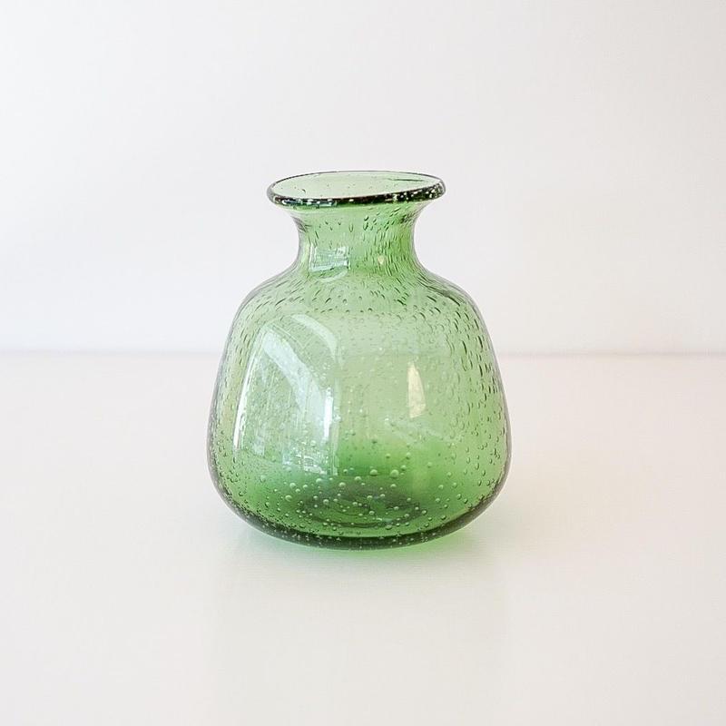 バブルフラワーベース レガート green