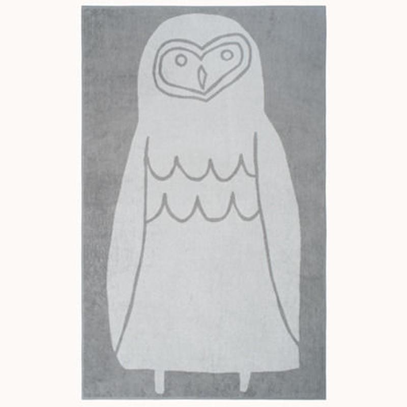 ottaipinu ブランケットバスタオル owl
