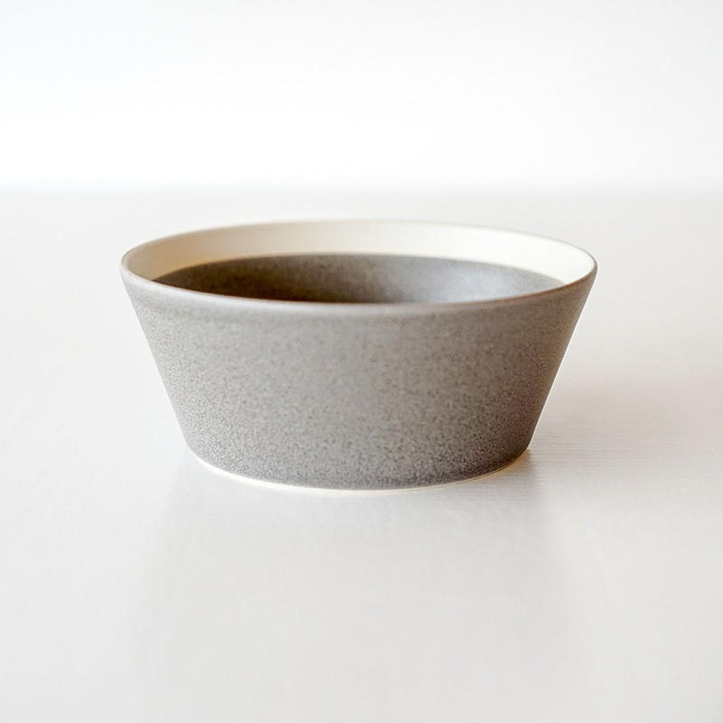 iihoshi yumiko    dishes   ボウルS moss gray
